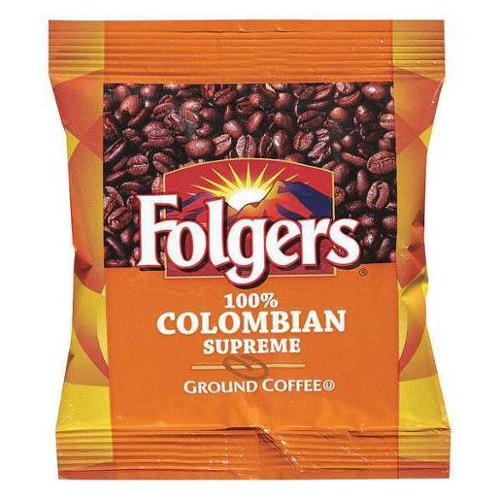 FOLGERS FOLGERS Coffee, Decaffeinated, 1.75 oz., PK42 G5924992