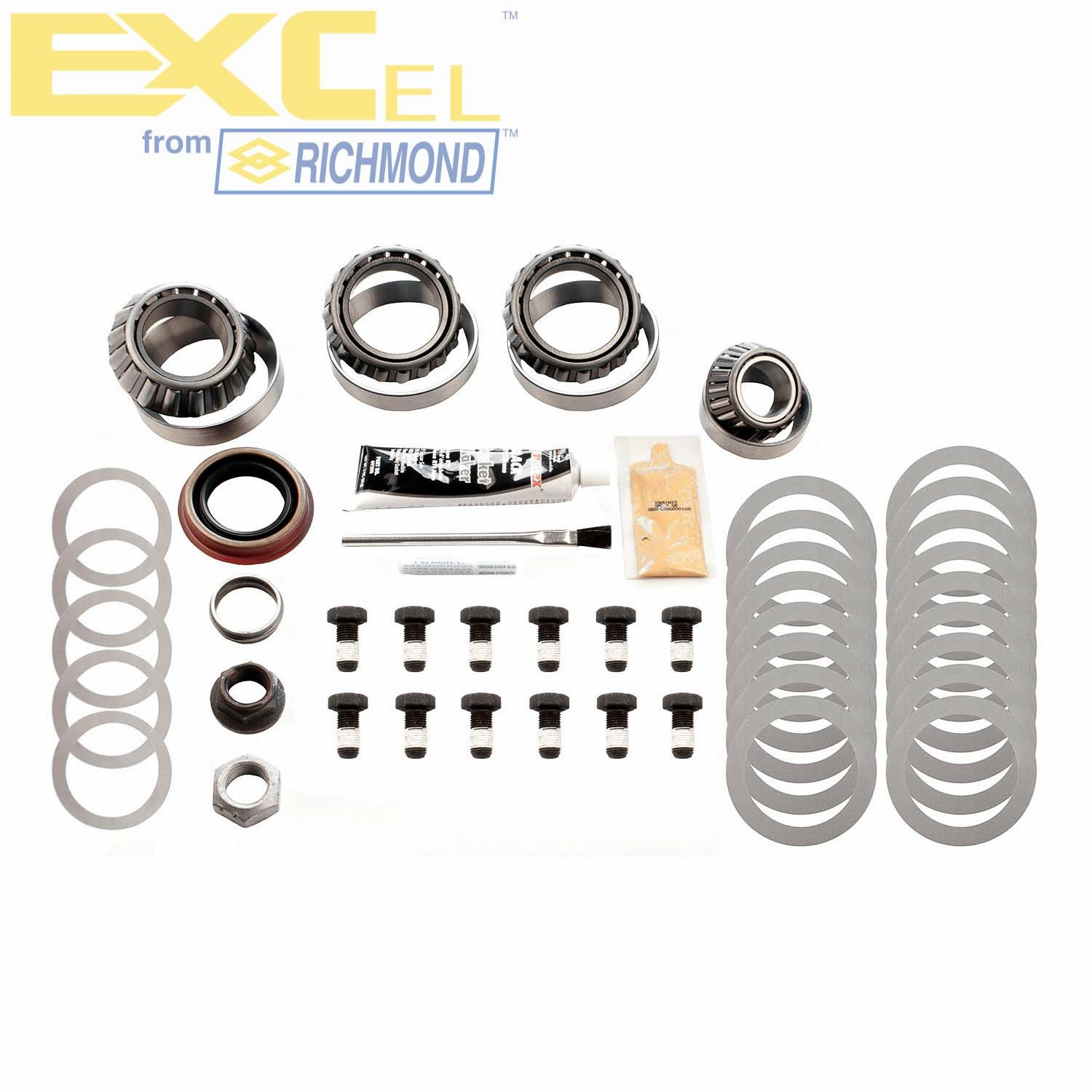 EXCEL from Richmond XL-1049-1 Differential Bearing Kit