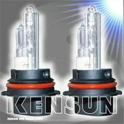 HID Xenon Lo-Hi Halogen 15000K 35W AC Bulbs, Darker Blue