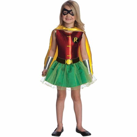 Child Robin Costume (Robin Tutu Child Halloween)