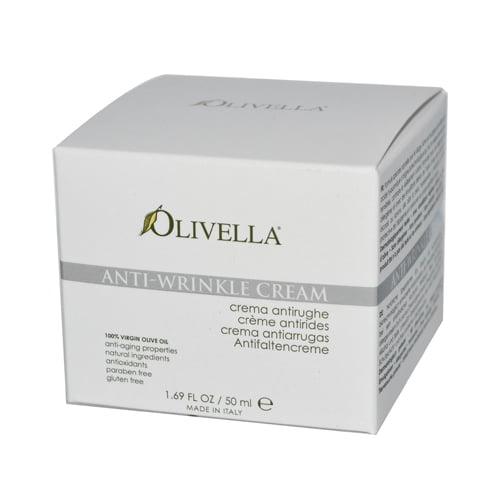 Olivella Anti-Wrinkle Cream - 1.69 fl oz