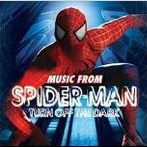 Spider Man: Turn Off The Dark Soundtrack