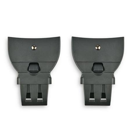 Joovy® Qool Car Seat Adapter for Britax/BOB (B Ready Lower Infant Car Seat Adapter)