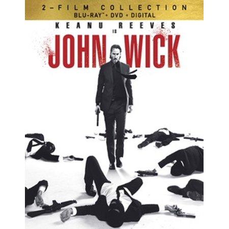 John Wick / John Wick: Chapter Two (Blu-ray)