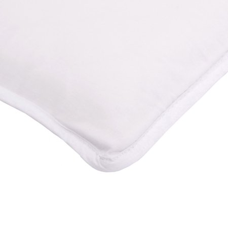 Mini and Clear-Vue Co-Sleeper 100% Cotton Sheets - White