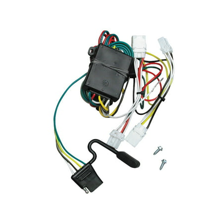 118361 T-One Connector Assembly with Converter, T-One Tow Harness ...