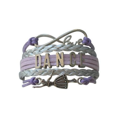 Dance Gifts For Girls (Infinity Dance Bracelet -)