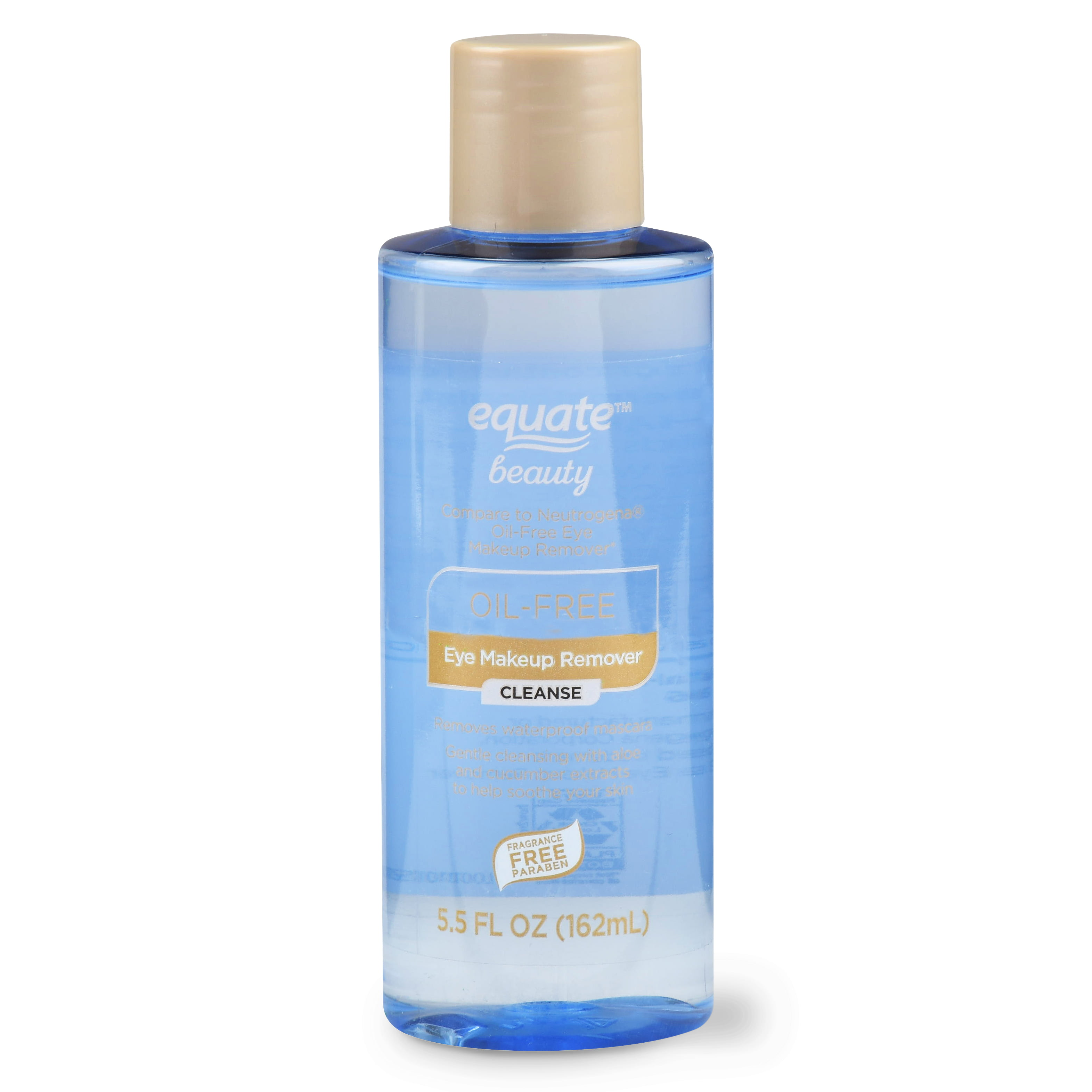 Makeup Remover - 5.5oz - Up&Up (Compare to Neutrogena Oil-Free Makeup Remover) Glo Balancing Moisture Remedy 1.7 oz