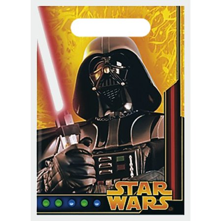 Star Wars 'Episode III' Favor Bags (8ct)