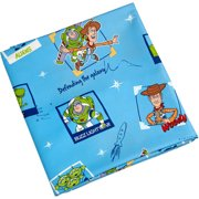 disney toy story fly to infinity 4 piece toddler bedding set image 4 of 6 - Toy Story Toddler Sheets