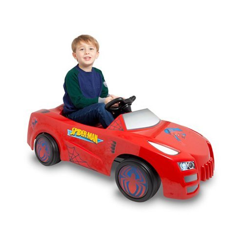 Toys Toys Spiderman Car Battery Powered Riding Toy