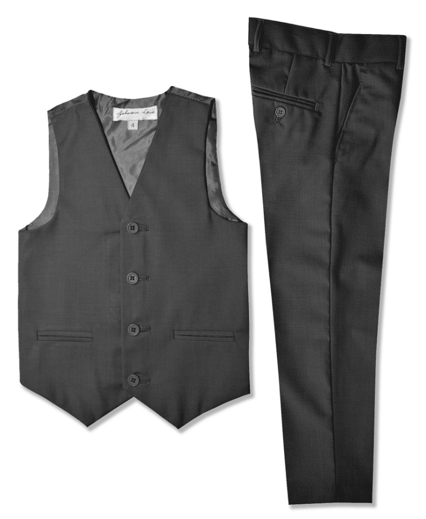 Johnnie Lene Boys Formal Dresswear Suit Set