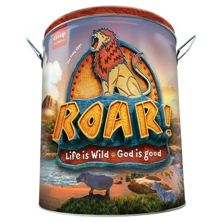 Roar Ultimate Starter Kit 2019 VBS Group Publishing Vacation Bible School Curriculum - Group Vbs 2017