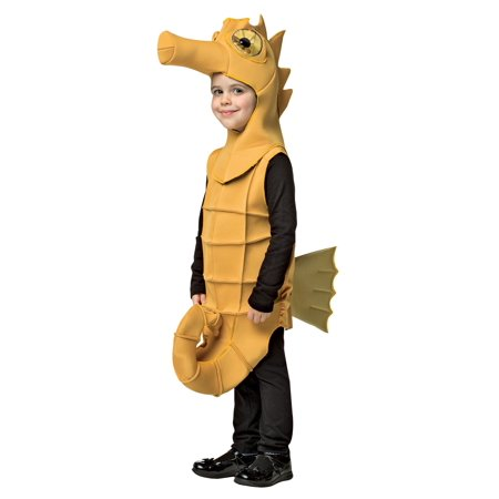 Seahorse Toddler Halloween - Seahorse Costumes