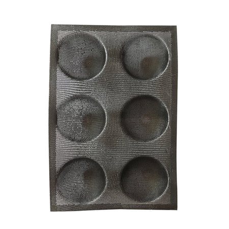 Silicone Bread Mold Non-stick Food Grade Breathable Reuseable Kitchen Bakery Mold - image 5 de 9
