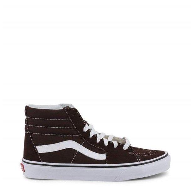 Vans SK8-HI-VN0A38GEU5Z1-Brown-6.5 Unisex Sneakers, Brown - Size 6.5