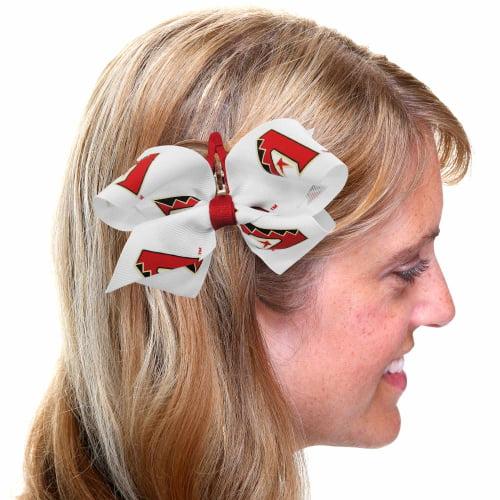 Arizona Diamondbacks Women's Team Logo Hair Bow - No Size