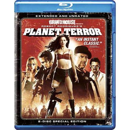 Musica Para Halloween Terror (Planet Terror (Blu-ray))