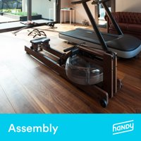 Stepper & Rower Assembly by Handy