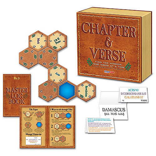 Talicor Chapter & Verse Game