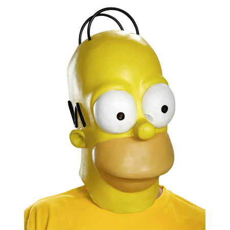 Homer From The Simpson's Adult Mask](Sloth From The Goonies Mask)