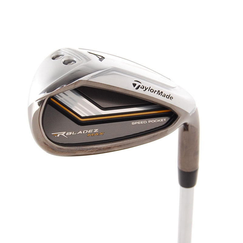 New TaylorMade RocketBladez Max Approach Wedge FST Steel R-Flex RH