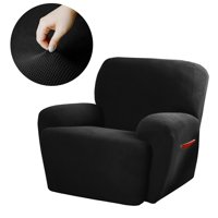 Maytex Pixel 4 Piece Recliner Stretch Furniture Cover/ Slipcover