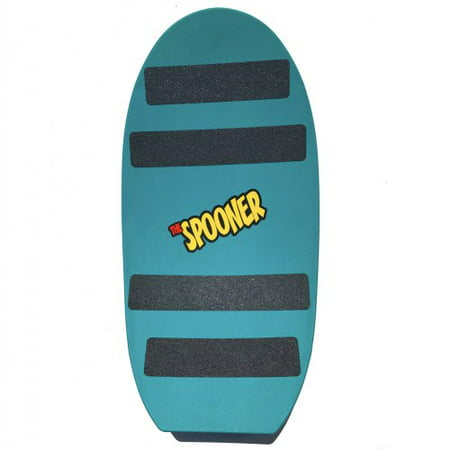 The Freestyle Spooner Board - Turquoise](Spooner Board Pro)