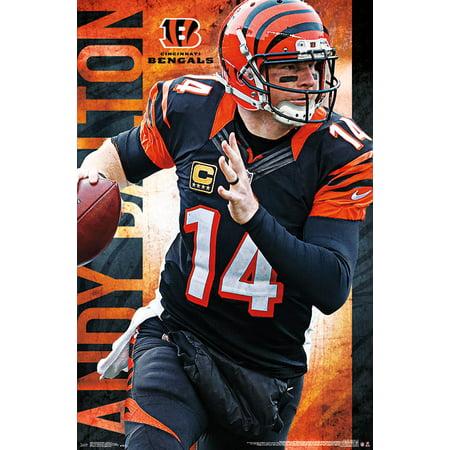 Cincinnati Bengals - Andy Dalton](Andy Dalton Halloween)