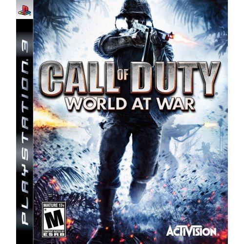 Call of Duty: World at War - Greatest Hits (PS3)