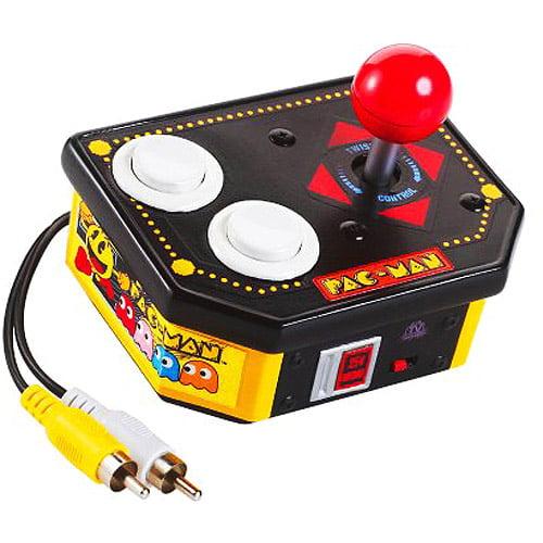 Jakks Retro Arcade Pac Man TV Game