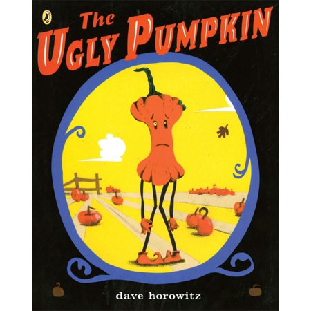 The Ugly Pumpkin (Paperback) - Ideas For Carving A Halloween Pumpkin