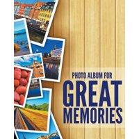 8 x 10 Photo Album For Great Memories