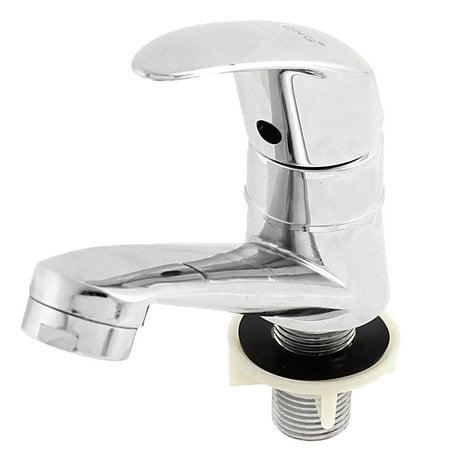 kitchen bathroom single lever handle filter net basin faucet 20mm male thread. Black Bedroom Furniture Sets. Home Design Ideas