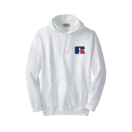 09f438ef173 Kingsize - Men s Big   Tall Chest Logo Hoodie By Russell Athletic ...