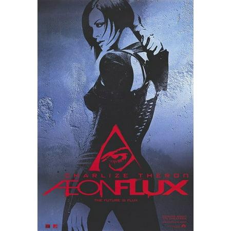 Aeon Decor - Aeon Flux Movie Poster (11 x 17)