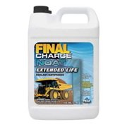 FLEET CHARGE FNA0B3 Antifreeze Coolant,1 gal.,RTU G4037586