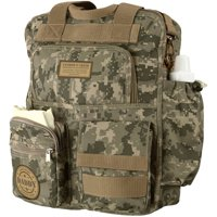 Lillian Rose Daddy Military Diaper Bag