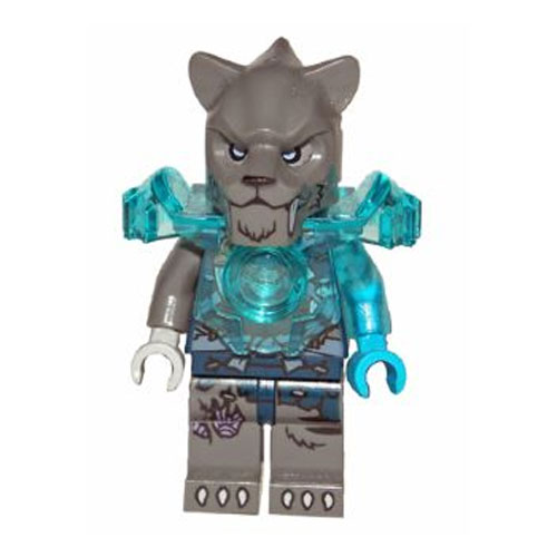 LEGO Minifigure - Legends of Chima - STEALTHOR (Heavy Armor)