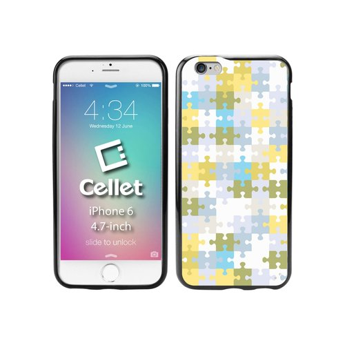 Cellet TPU/PC Proguard Case with Puzzle for Apple iPhone 6