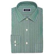 Club Room Mens Pinpoint Stripe Button Up Dress Shirt