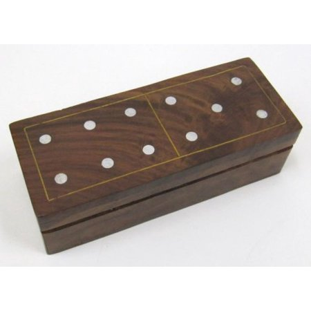 Playing Card Box (India Overseas Trading SH35469 Wooden Playing Card)