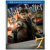 Harry Potter And The Deathly Hallows: Parts One And Two (Ultimate Collector's Edition) (Blu-ray + DVD + UltraViolet) (Widescreen)