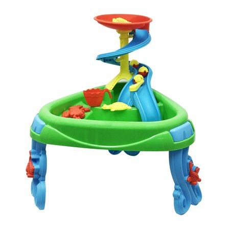 3 Tub Sand N-water Table - Play Day Sand & Water Table
