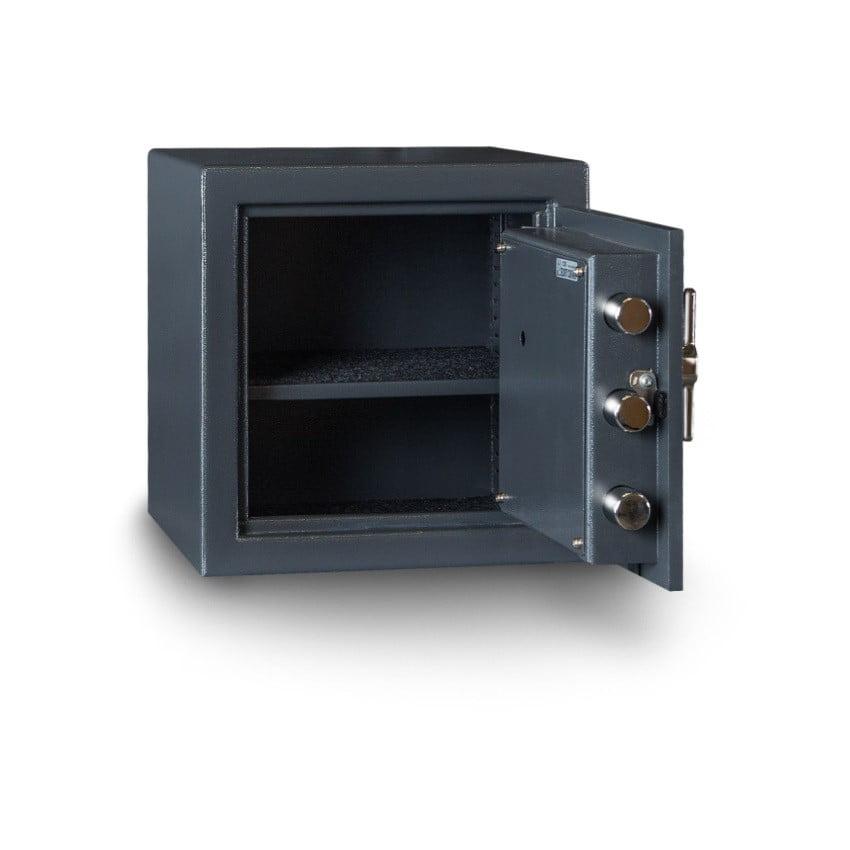 """Hollon Safe B1414E 14""""H x 14'W x 14'' D B-Rated Cash Box by Hollon Safe"""
