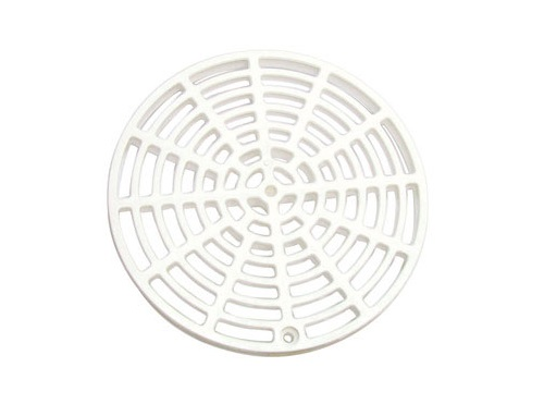 Sioux Chief 801 P2pk Floor Drain Cover White Quot