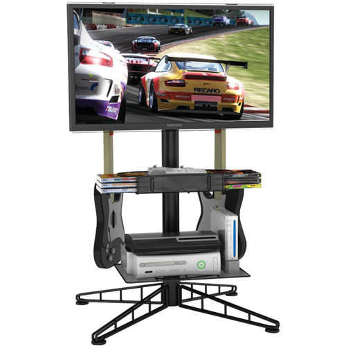 Atlantic 88307053 Spyder TV Gaming Stand