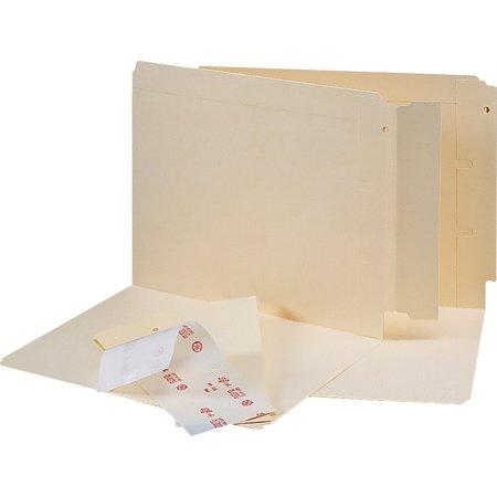 Smead, SMD68080, Self-Adhesive End Tab Converters, 500 / Box