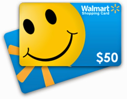 Visa Giftcard Walmart Gift Card $50 Gold - Walmart.com