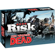 "USAopoly Risk: Walking Dead ""Survival Edition"" Game"
